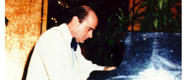 Pianist/Composer Rami Bar-Niv in Concert