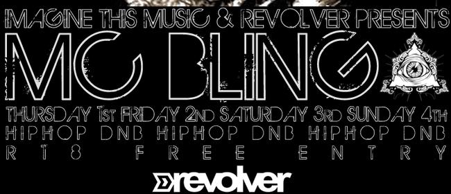 MC Bling and DJ Mox