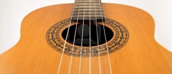 Viva la Manawatu - Spanish Classical Guitar