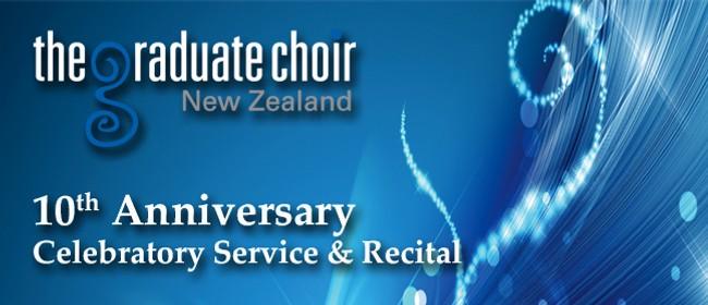 10th Anniversary Recital: The Graduate Choir NZ