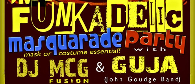 Funkadelic Masquerade Party