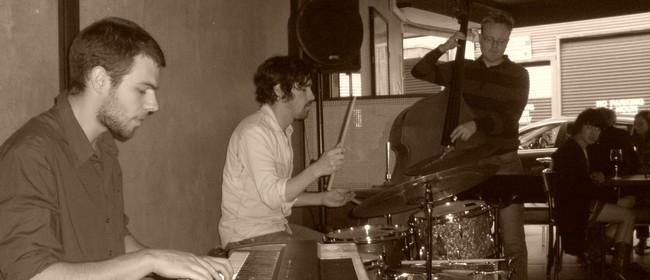 Live Music Friday - Ed Zuccollo Trio