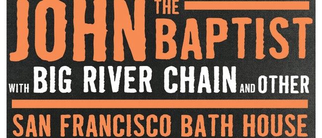 John the Baptist w/ Big River Chain & Other