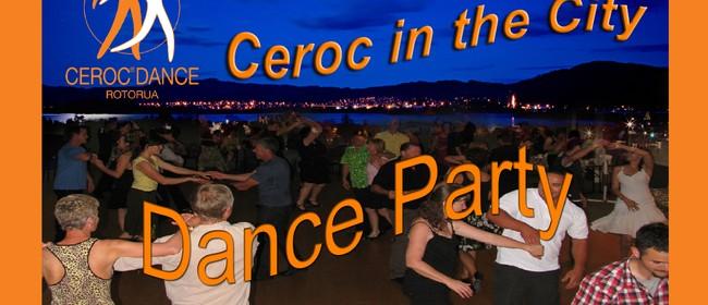 Rotorua Ceroc - Dance Party