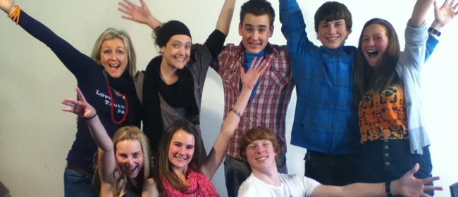 Teenage 3-Day Screen Acting Holiday Course (Level 1)