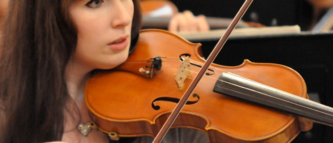 NZSM Friday Lunchtime: Galambos-Winter Violins