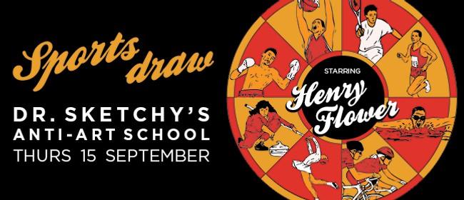 Dr. Sketchy's Anti-Art School - Sports Draw