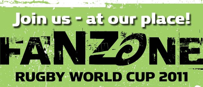 Rotorua's Official Rugby World Cup 2011 Fanzone