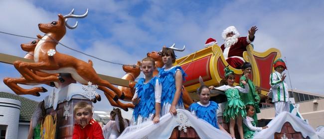 Southland Santa Parade