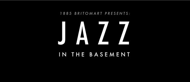 Jazz In The Basement With Roger Manins & Friends  & T-Rice