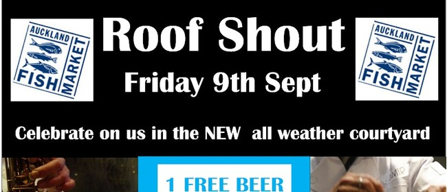 Courtyard Roof Shout
