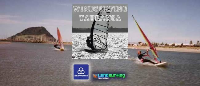 Tauranga Windsurfing Spring Racing