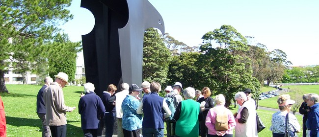 Heritage Walk: Auckland Domain