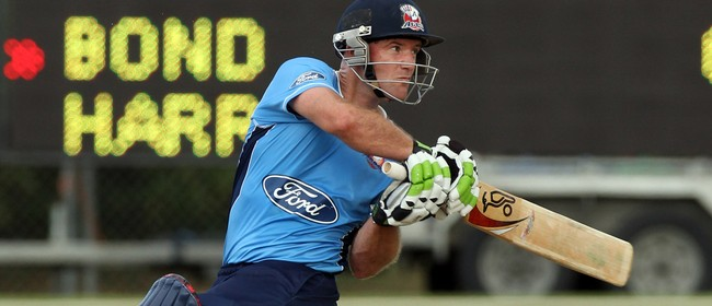 Auckland Aces v Central Stags One-Day Cricket