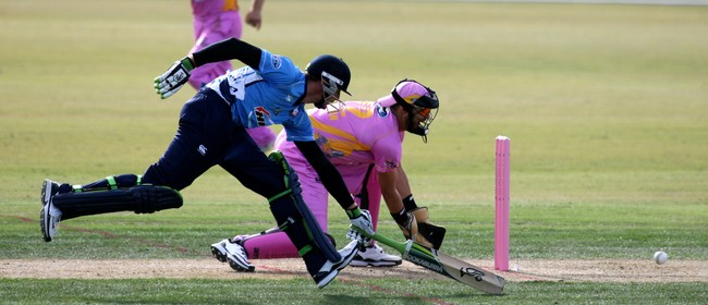 Auckland Aces v Northern Knights One-Day Cricket