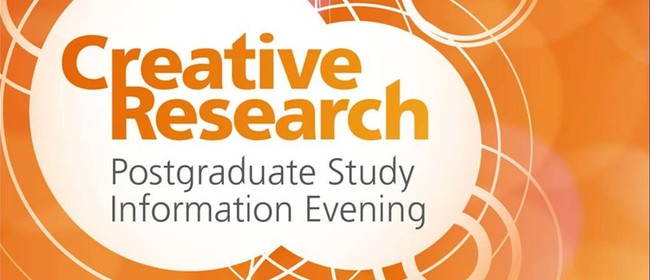 Postgraduate Study Information Evening