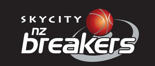 NZ Breakers v Wollongong Hawks