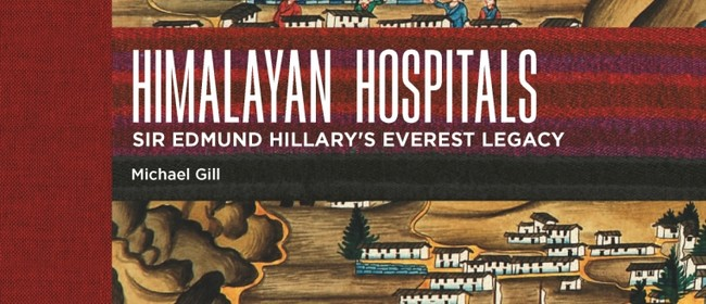 Fundraiser & Book Launch: For Himalayan Hospitals