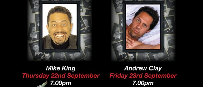 Comedy Night - Mike King & Andy Clay