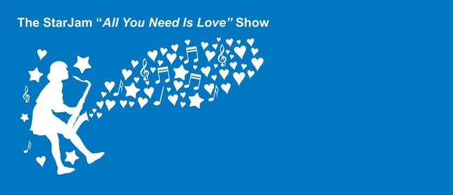 StarJam - All You Need is Love