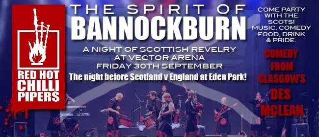 The Spirit of Bannockburn - A Night of Scottish Revelry