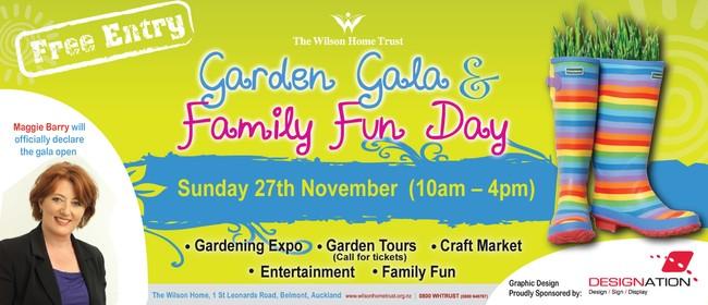 Garden Gala, Craft Fair & Family Fun Day