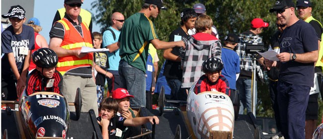 West Auckland Soapbox Derby