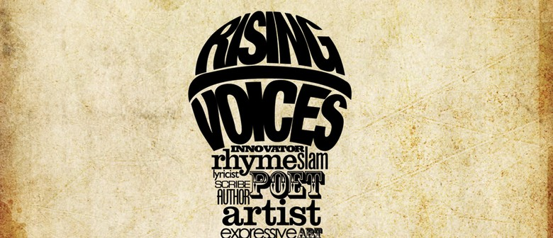 Rising Voices Poetry Slam