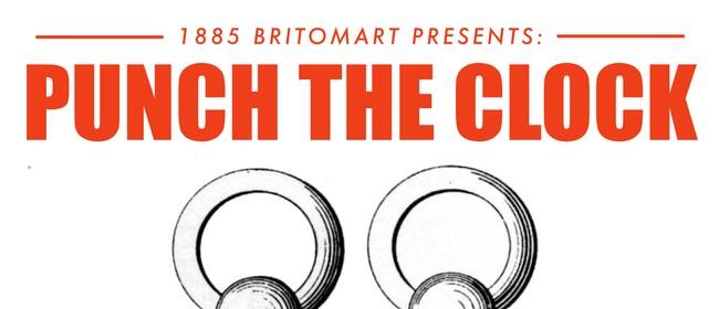 Punch The Clock: Ben Wah & Arash