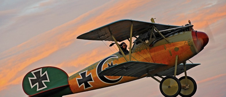 Remembrance Day WWI Air Show