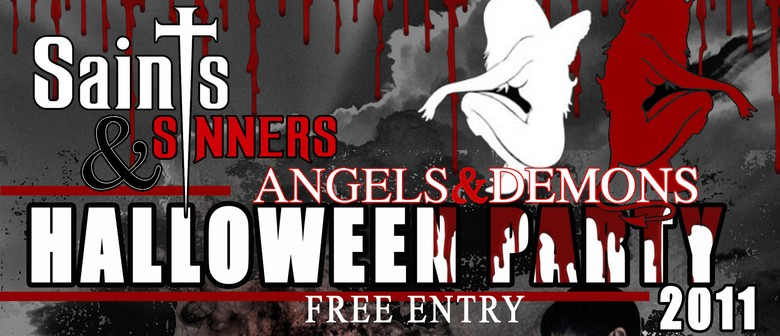 Angels and Demons Halloween Party