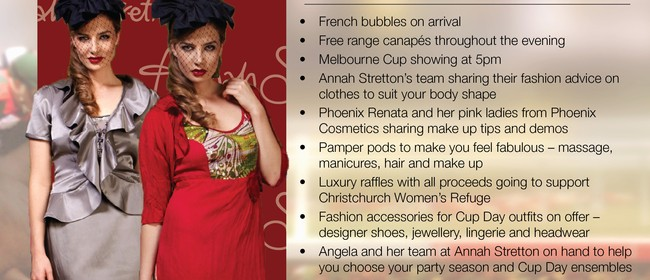 Fashion Fillies Melbourne Cup Party