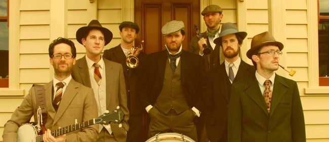 Roseneath Centennial Ragtime Band Album Release Party