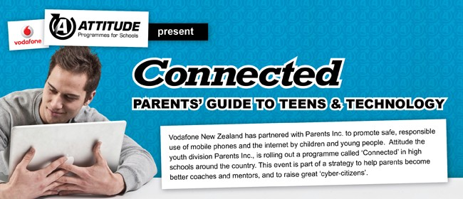 Connected – Parents' Guide to Teens and Technology