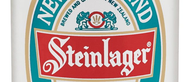 Steinlager White Can Opening Party