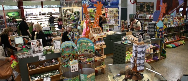 WildZone Gift Shop Annual Jumbo Sale