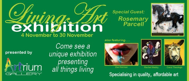 Living Art Exhibition
