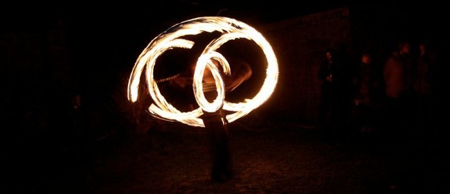 Learn the Art of The Fire Staff for Beginners