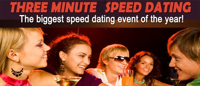 Three Minute Speed Dating