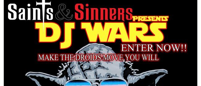 Saints and Sinners DJ Wars 2011