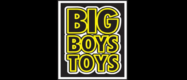 Big Boys Toys : Big boys toys auckland nzherald events