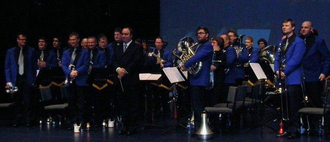 Brett Baker and North Shore Brass in Concert