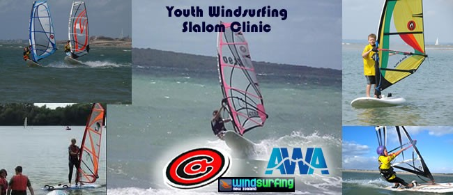 Youth Windsurfing Slalom Clinic