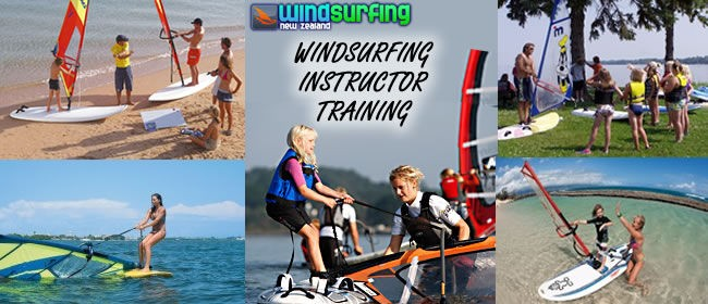 Windsurfing NZ Basic Instructor's 2 Day Training Course