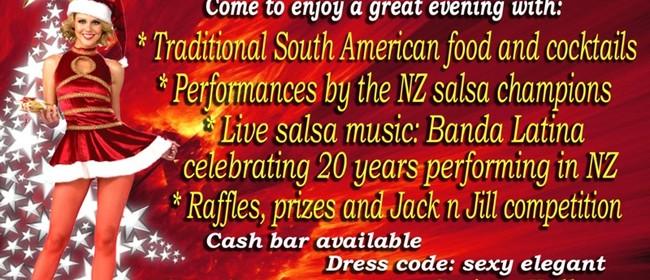 Christmas Salsa Ball 2011