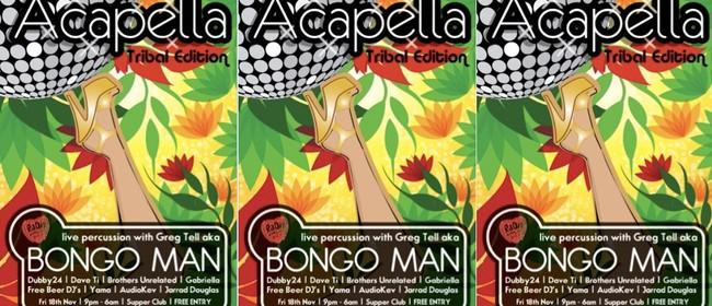 Acapella: The Tribal Edition