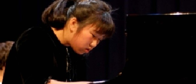 2011 New Zealand Young Chinese Piano & Violin Talent Concert