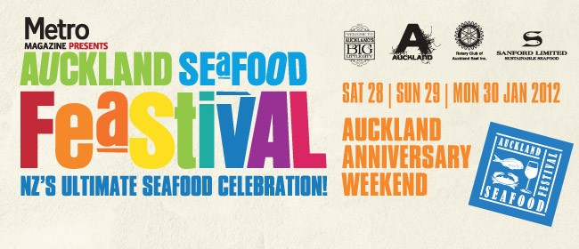 Auckland Seafood Festival 2012