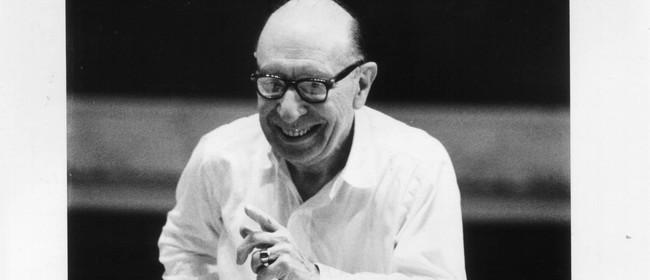 Stravinsky: Oedipus Rex/Symphony of Psalms - NZIAF