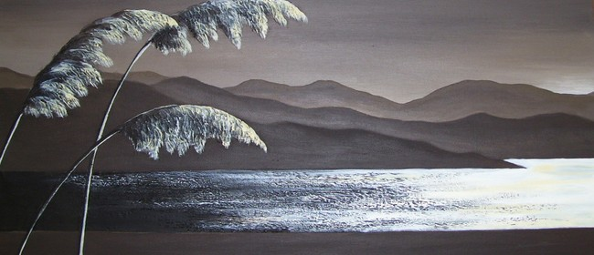 Toi Toi Landscape Painting Workshop for Beginners